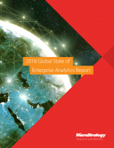 2018 Global State of Enterprise Analytics Report