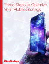 Three Steps to Optimise Your Mobile Strategy