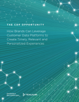 The CDP opportunity