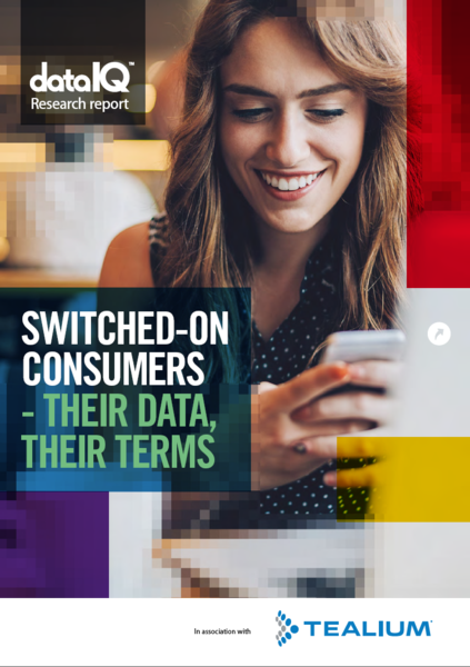 Switched-on consumers - Their data, their terms
