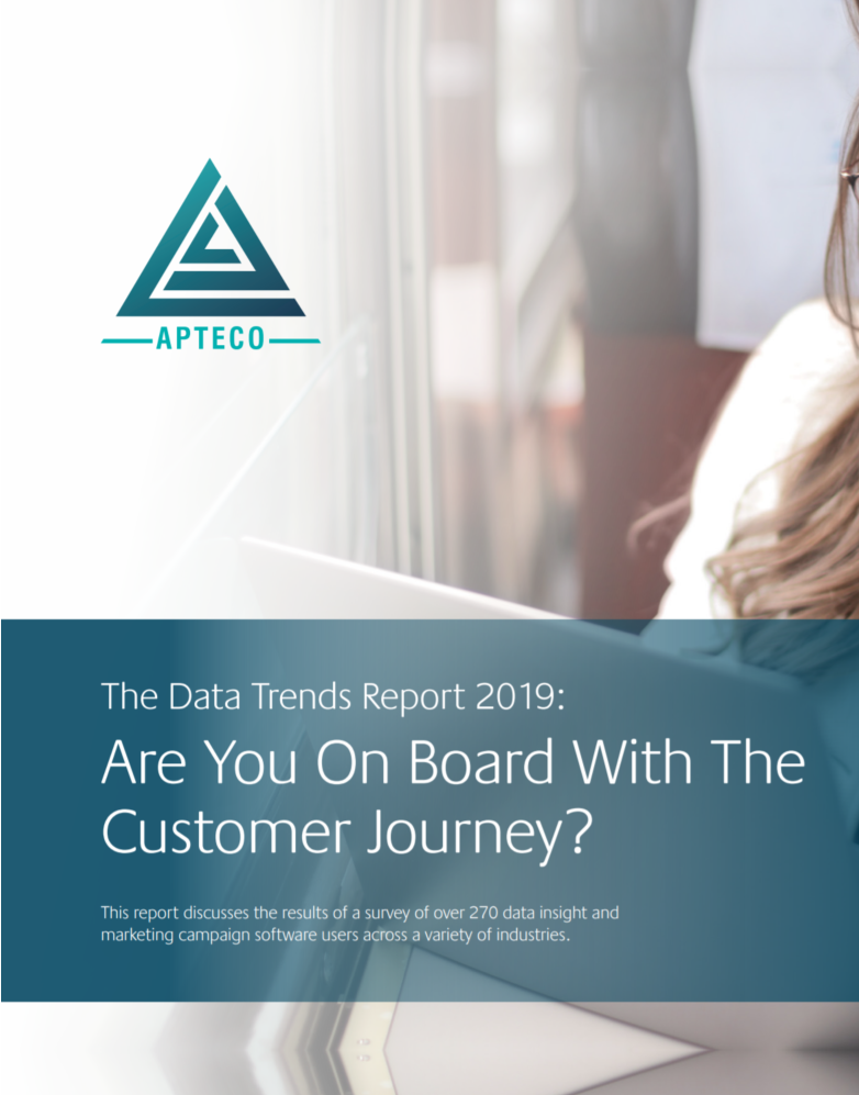 The Data Trends Report 2019
