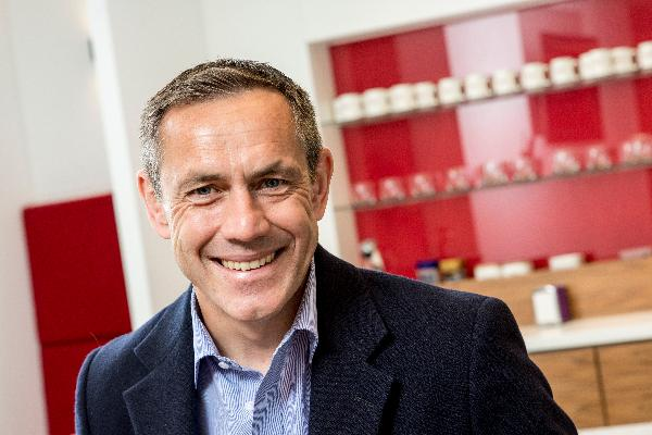 Chris Clark, Chief executive officer, GBG