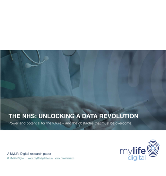 Data and the future of the NHS