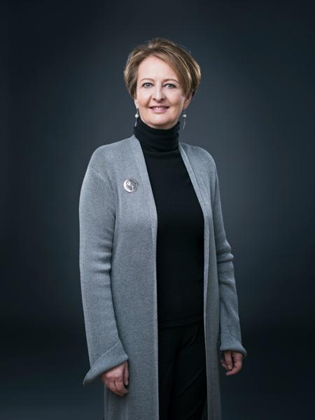 Edwina Dunn, Chief executive officer, Starcount