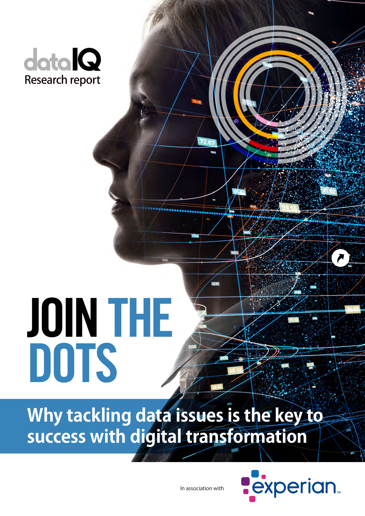 Join the dots: Why tackling data issues is key to digital transformation