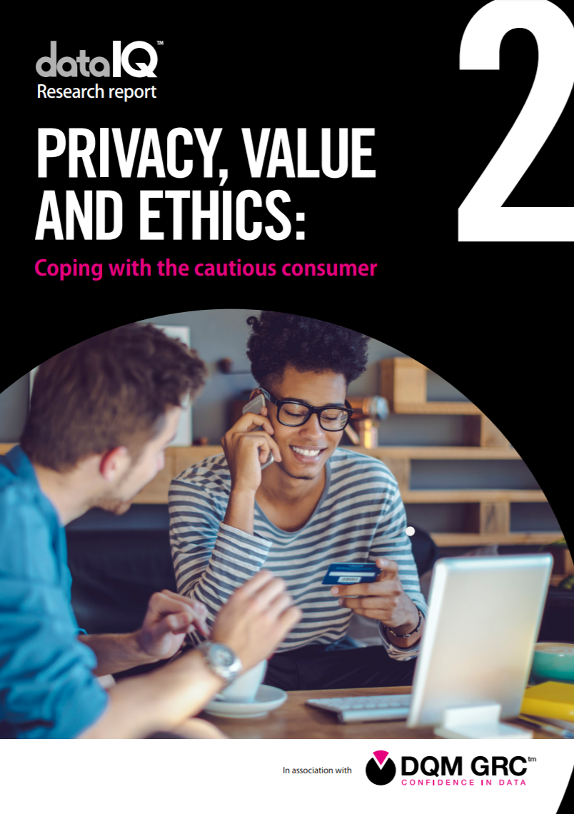 Privacy, Value and Ethics Report 2: Coping with the cautious consumer