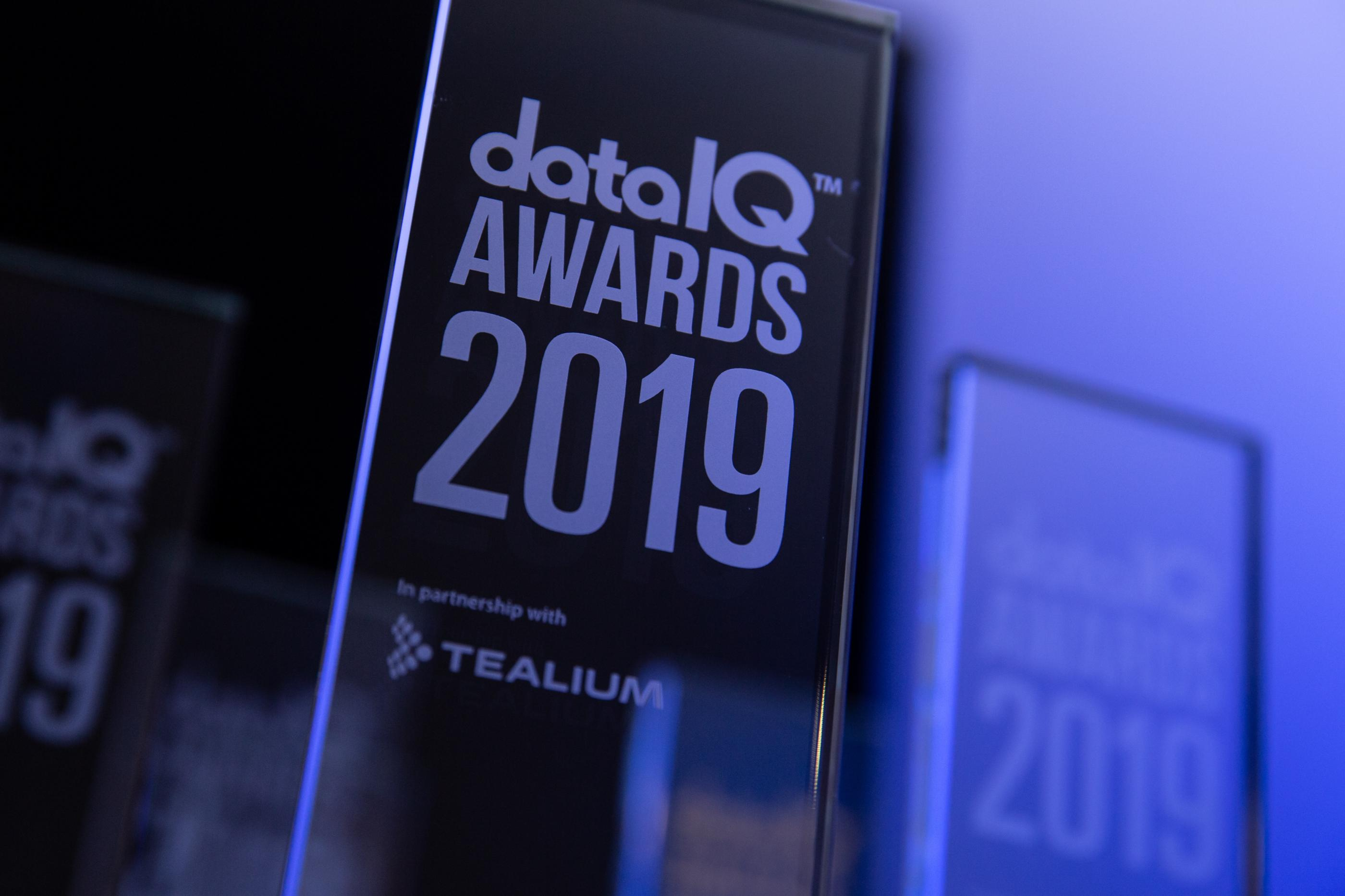 DataIQ Awards 2019
