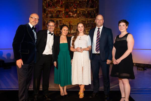 DataIQ Awards 2019 - Best place to work in data (Data Enabler): Business Data Partners