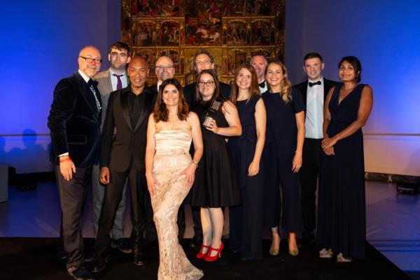 DataIQ Awards 2019 - Best place to work in data (Data Titan): Aviva customer science team
