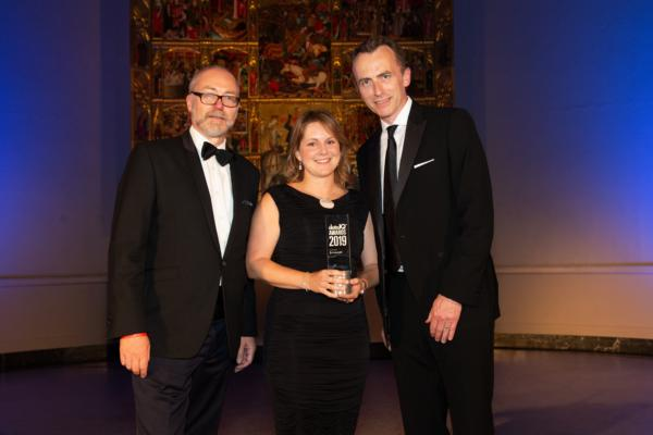 DataIQ Awards 2019 - Grand Prix: Anita Fernqvist, chief data officer, Zurich Insurance UK