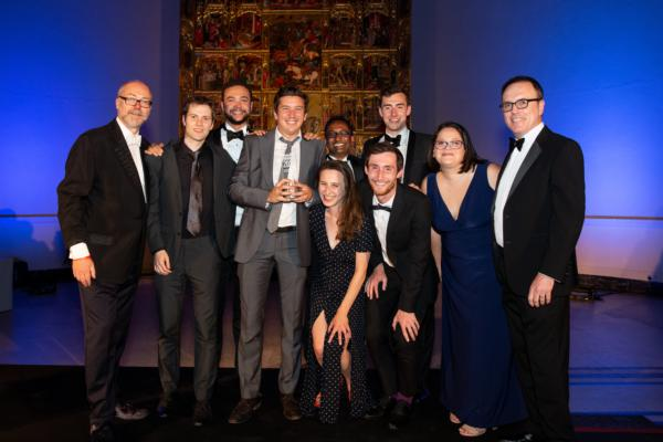 DataIQ Awards 2019 - Most innovative use of AI: Channel 4 contextual moments