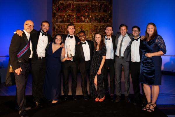DataIQ Awards 2019 - Data-driven product or service of the year (Data Titan): Channel 4 contextual moments