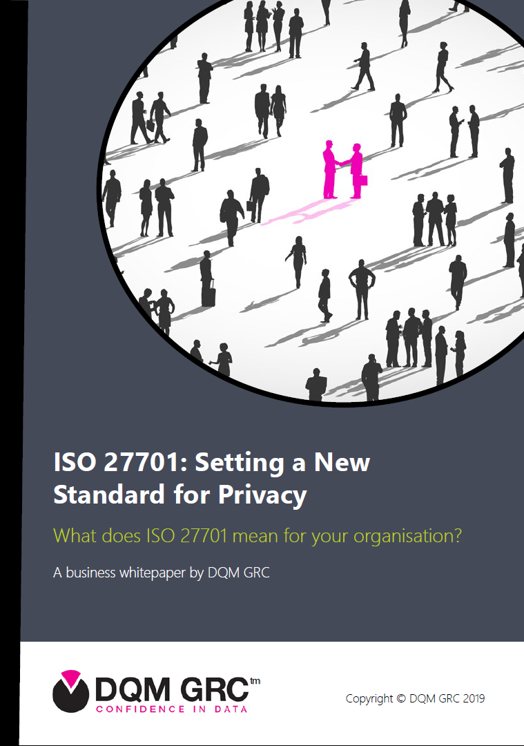 ISO 27701: Setting a New Standard for Privacy