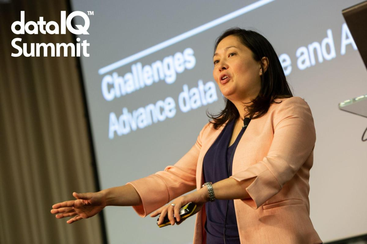 Christine Foster, CCO, The Alan Turing Institute