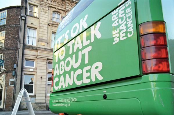 Macmillan turns to AI to get sign-ups for major fundraiser