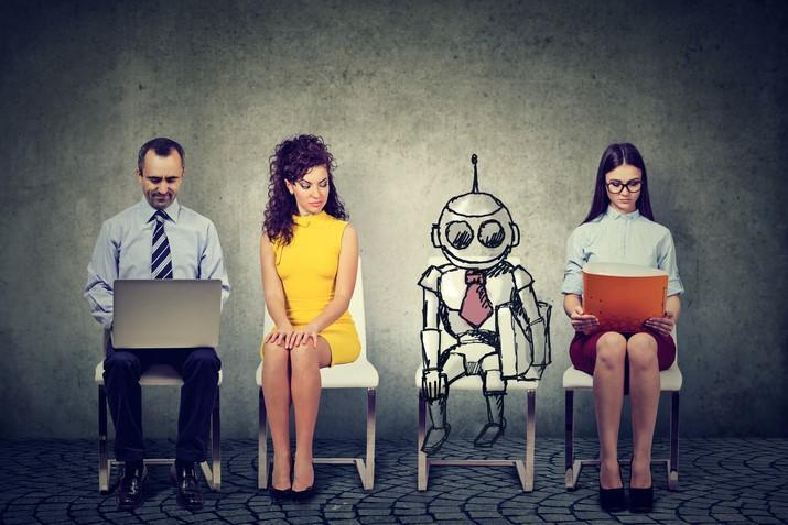 AI job loss fears overstated as most welcome robots