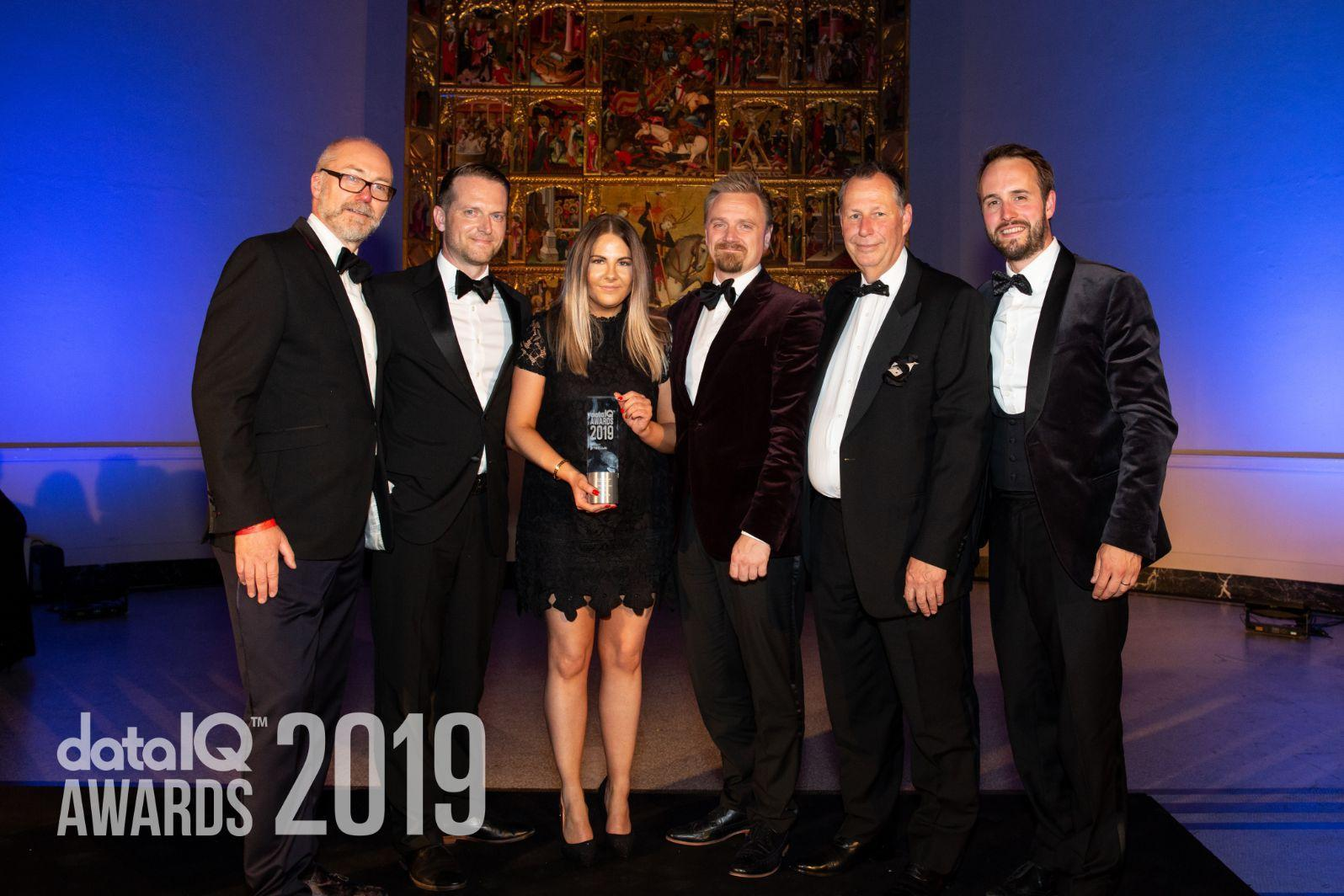 Culture of trust leads Co-op to data privacy award win