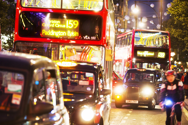 Transport for London eyes AI solution to traffic gridlock