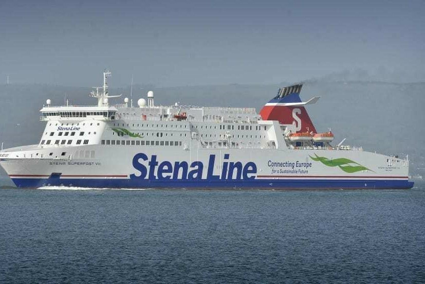 Full steam ahead for Stena Line as shipping giant rolls out AI