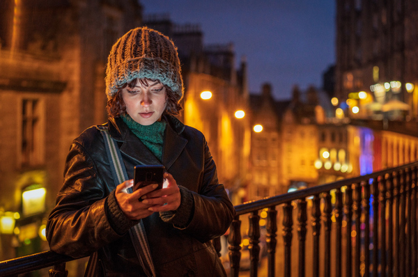 Edinburgh plots data and tech boost to map out travel plans
