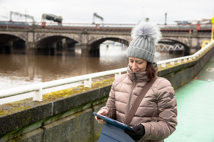 Woman tablet cold Glasgow.jpg