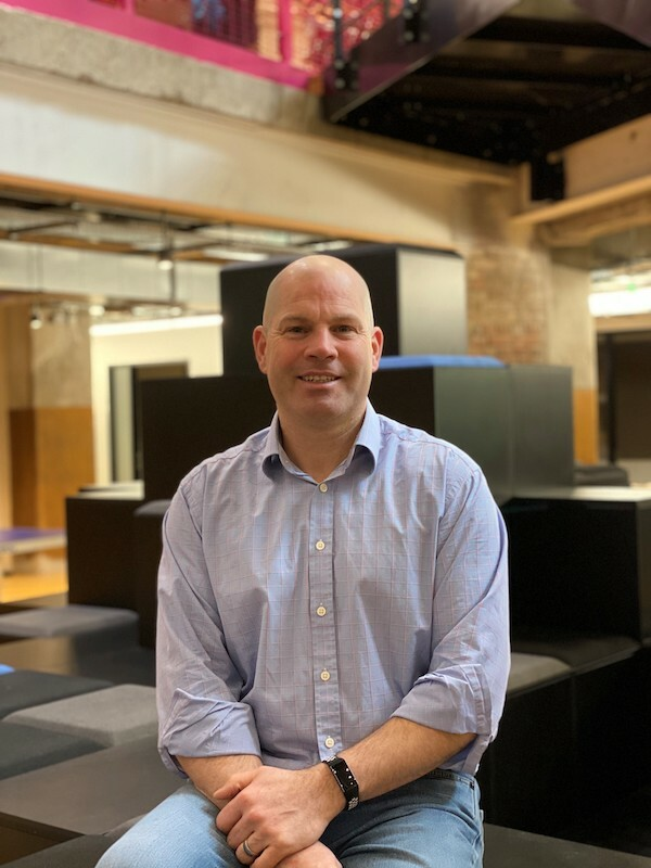 Andy Ruckley, director of data, BI and analytics, Photobox