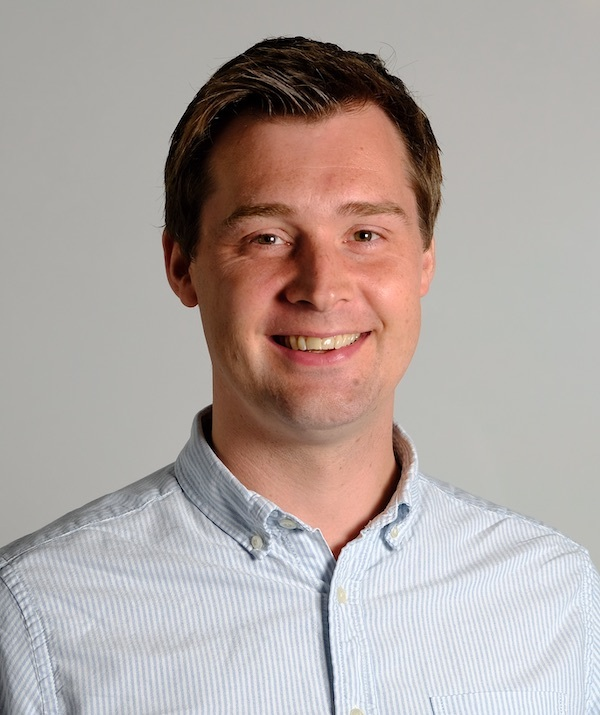 Ben Cockrell, head of strategy and data, ekino