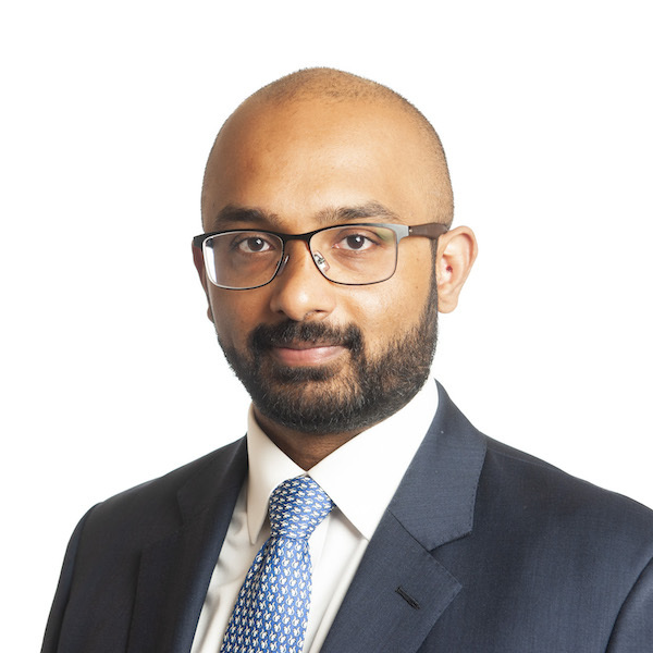 Joseph George, managing director, Dufrain