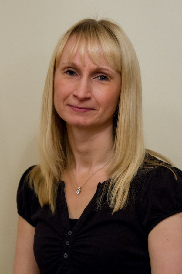 Lisa Allen, head of data, Ordnance Survey