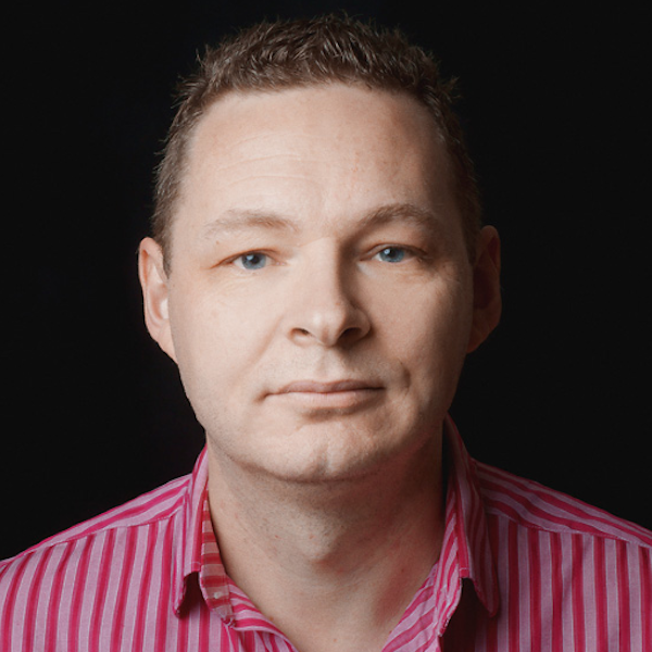 Nick Halstead, founder and chief executive, InfoSum