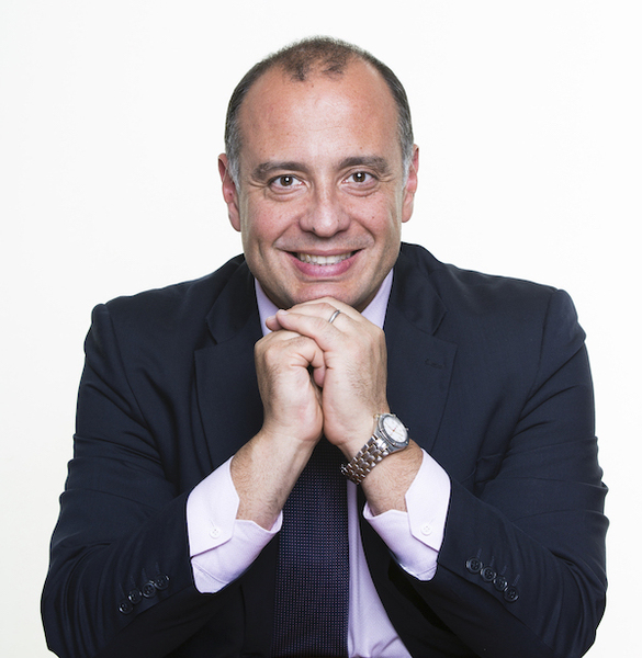 9. Roberto Maranca, vice-president, data excellence, Schneider Electric