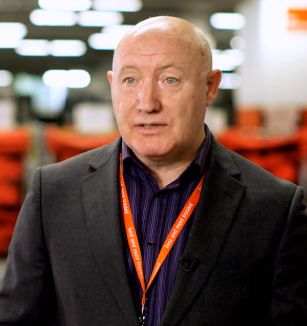 Steve Rooney, director of Address Management Unit, Royal Mail