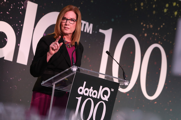 NEW! DataIQ Podcast - 9: Elizabeth Denham and Peter Jackson