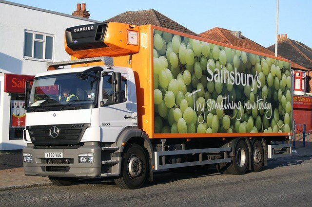 Sainsbury's beefs up AI for overhaul of supply chain