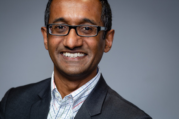 Sanjeevan Bala, group chief data and AI officer, ITV