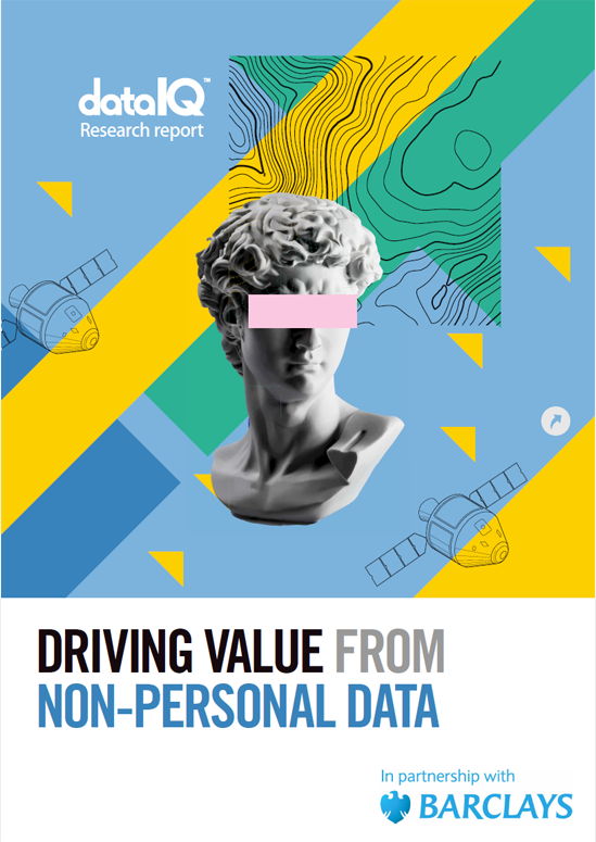 Driving value from non-personal data