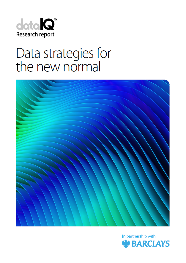 Data strategies for the new normal