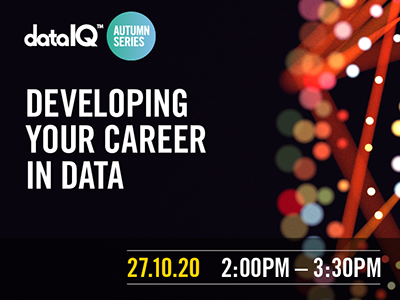 Developing Your Career in Data