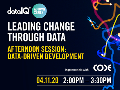 Leading change through data
