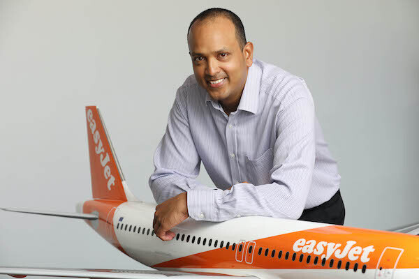 Ben Dias, data science and analytics director, EasyJet