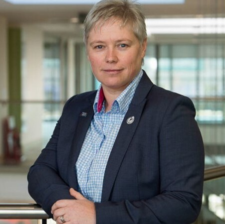 Gillian Docherty, chief executive officer, The Data Lab