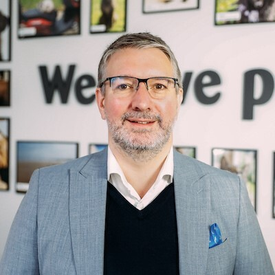 10. Robert Kent, chief data officer, Pets at Home