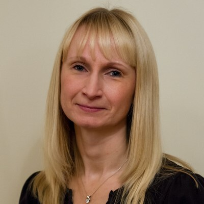 Lisa Allen, head of data and analytical services, Ordnance Survey