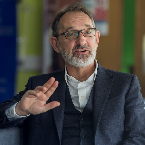 Professor David Ford, Professor of Informatics, Swansea University