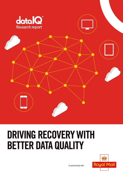 Driving recovery with better data quality