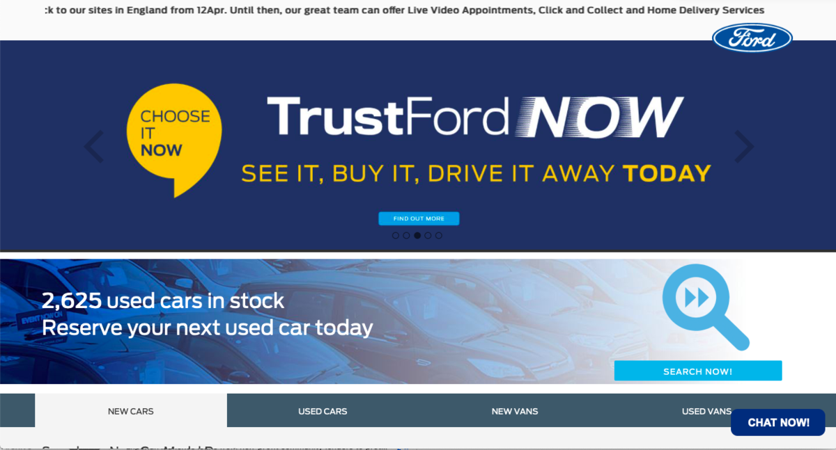 TrustFord - gearing-up for data-driven marketing