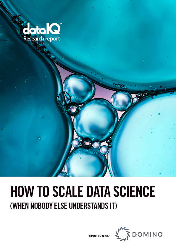 How to scale data science (when nobody else understands it)