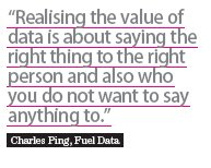realising the value of data