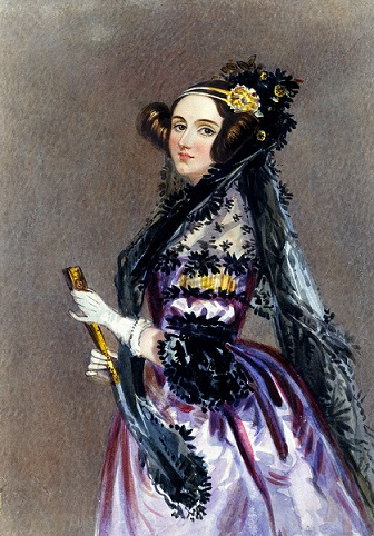 Augusta Ada King, Countess of Lovelace, first computer programmer