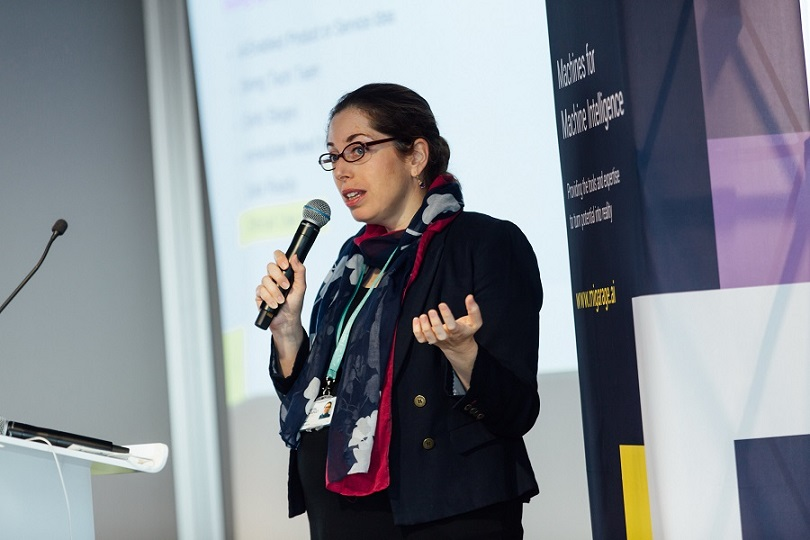 Anat Elhalal, lead technologist ML and AI at Digital Catapult
